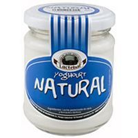 Yogur natural LACTEBAL, tarro 200 g