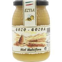Miel multiflora Eztiginak GOZO-GOZOA, frasco 500 g