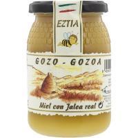 Miel con jalea real GOZO-GOZOA, frasco 500 g