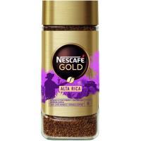 Café soluble natural Alta Rica NESCAFÉ Gold, frasco 100 g