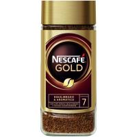 Café soluble natural NESCAFÉ Gold, frasco 100 g