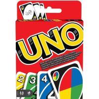 Juego de cartas Uno,edad rec: +7 años MATTEL GAMES