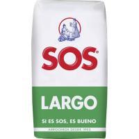 Arroz largo SOS, paquete 1 kg