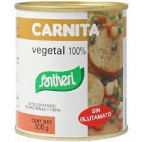 Carnita vegetal SANTIVERI, lata 300 g