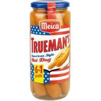 Salchichas Trueman MEICA, frasco 350 g