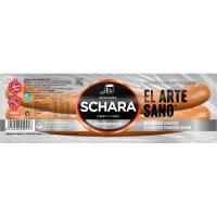 Salchichas artesana SCHARA, sobre 170 g