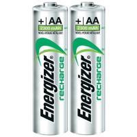 Pila recargable HR6 (AA) 2300 mah ENERGIZER, pack 2 uds