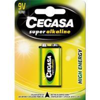 Pila super alcalina 6LF22 (9V) CEGASA, pack 1 unid.