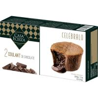 Pastel líquido de chocolate CASA ECEIZA, caja 200 g