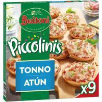 Piccolinis de atún BUITONI, caja 270 g