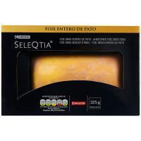 Foie Entier Micuit EROSKI SeleQtia, blister 325 g