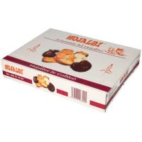 Surtido de hojaldre HOJALBI, caja 1,25 kg