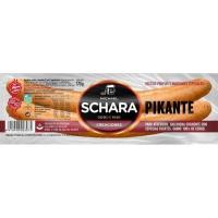 Salchichas picante SCHARA, sobre 170 g