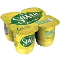 Savia natural DANONE, pack 4X125 g