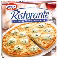 Pizza Ristorante 4 Formaggi DR. OETKER, caja 340 g