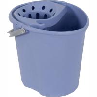Cubo escurridor oval azul TA-TAY, pack 1 unid.