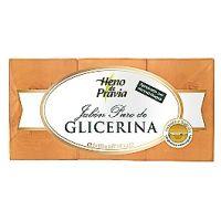 Jabón de glicerina GAL, pastilla, pack 3x125 g