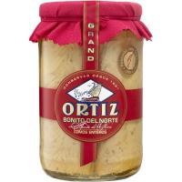 Bonito del Norte en aceite de oliva ORTIZ, frasco 1600 g
