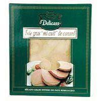 Foie Gras Micuit DELICASS, blister 100 g