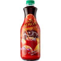 Sangría DON SIMON, botella 1,5 litros