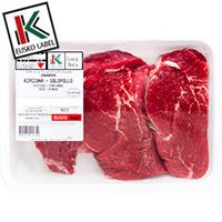 Solomillo de vaca EUSKAL OKELA, bandeja aprox. 300 g