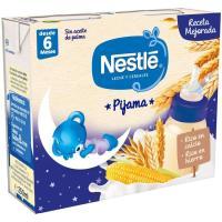 Papilla líquida de 8 cereales NESTLÉ, pack 2x250 ml