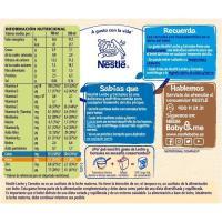 Papilla líquida de multifrutas NESTLÉ, pack 2x250 ml