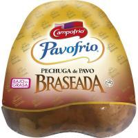 Pechuga de pavo braseada CAMPOFRÍO, al corte, compra mínima 100 g