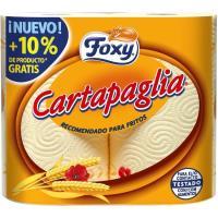 Papel de cocina FOXY Cartapaglia, paquete 2 rollos