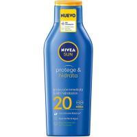 Leche solar FP20 NIVEA, bote 400 ml