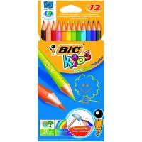 Lápices colores Kid BIC