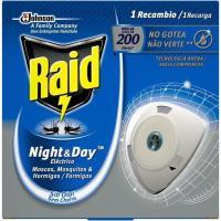 Insecticida RAID Night&Day, recambio 1 unid.