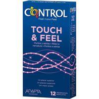 Preservativo Touch&Feel CONTROL, caja 12 unid.