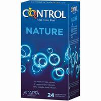 Preservativo natural CONTROL, caja 24 unid.