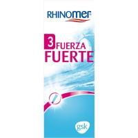 Agua de mar isotónica F-3 fuerte RHINOMER, bote 135 ml