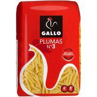 Plumas Nº 3 GALLO, paquete 500 g