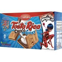 Tosta Rica Choco Guay CUÉTARA, caja 168 g