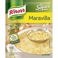 Sopa maravilla KNORR, sobre 68 g