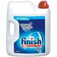 Lavavajillas máquina polvo FINISH, garrafa 3,75 kg