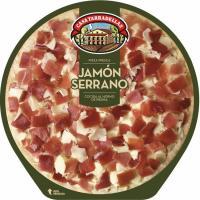 Pizza de jamón serrano CASA TARRADELLAS, 1 ud., 390 g