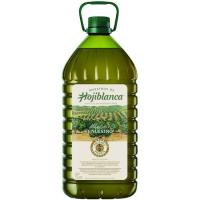 Aceite de oliva virgen HOJIBLANCA, garrafa 5 litros