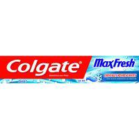 Dentífrico Max Fresh menta fuerte COLGATE, tubo 75 ml