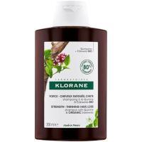 Champú de quinina+vitamina B KLORANE, bote 200 ml